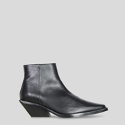 Coole Booties 'Vita' in Schwarz