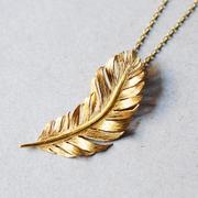 Halskette 'Flying Feather' von Yoshiki