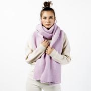 Wunderschöner Merino-Handstrick-Schal