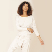 Entspanntes Yoga-Top von 'Beaumont Organic'