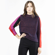 Lurex-Strickpullover von 'PS Paul Smith'