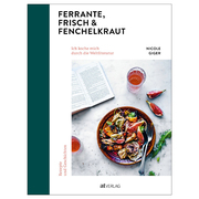 Koch- und Lesebuch 'Ferrante, Frisch & Fenchelkraut'