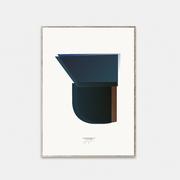 Kunstdruck 'Sketchbook Abstracts 03'