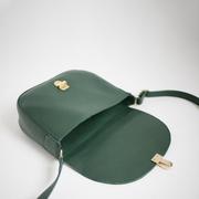 Tolle Satteltasche von 'Alex Bender' in Grün