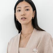 Halskette Mesh von 'Hana Kim'