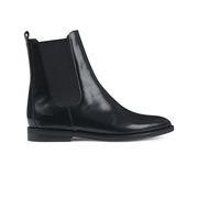 Subtil glänzender Chelsea-Boot