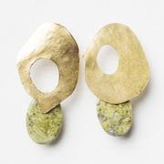 Einzigartige Ohrringe 'Unakit'