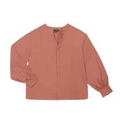 Feminine Baumwoll-Bluse von 'Soeur'