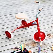 Der Klassiker – Dreirad von 'Wisa Gloria'