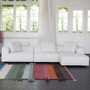 Grosses Sofa 'Baseline' mit Chaiselongue 325 cm