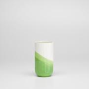 Gerippte Vase 'Herringbone Vessels'
