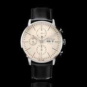 Mechanischer Chronograph: Armbanduhr 'Monaco'