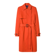 'Paul Smith' Trenchcoat in Orange