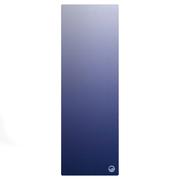 Yogamatte 'Aqua' mit Farbverlauf
