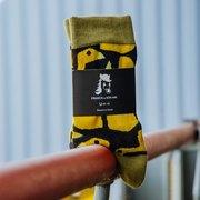 3er-Sockenset 'Ducks' für Sie & Ihn