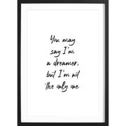 Bild 'A Dreamer'