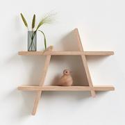 Wandregal 'A-Shelf'