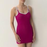 Longshirt 'Maude Privé' in warmem Pink