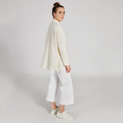 Lockerer Lieblings-Pulli in Offwhite