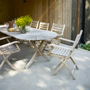 Ovales Gartenset 'Selandia'