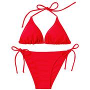 Bikini  rot 001