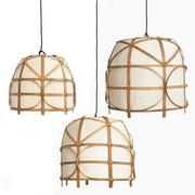 Kunstvolle Lampe 'Bagobo R'