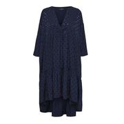 Wunderschönes Midi-Kleid mit Punkten