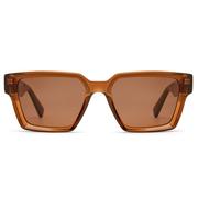 Viu-Herren-Sonnenbrille 'The Savage' in Rust