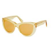 Viu-Sonnenbrille 'The Optimiste' in Lemon