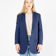 Zeitloser Longblazer 'PS by Paul Smith'