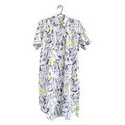 'PS by Paul Smith'-Blusenkleid mit Print