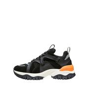 Sneakers für Wald & City in Schwarz