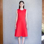 Rotes Kleid von 'Nom Commun'