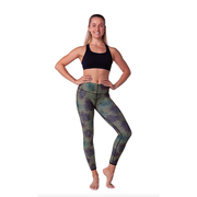Reversible Palmen-Leggings von 'Ohana Move'