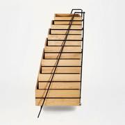 Schubladenturm 'Sutoa' mit Objektcharakter