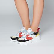 Expressiver Sneaker aus Stockholm