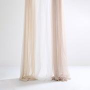 Tagesvorhang aus Tüll
