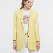 Gelber Long-Blazer von 'PS Paul Smith'