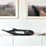 'Eames House Whale'