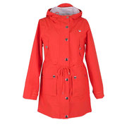 Toller Parka in Orange