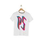 T-Shirt 'Rainbow' von PS Paul Smith