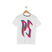 T-Shirt 'Rainbow' von PS Paul Smith