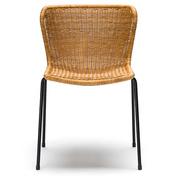 Flecht-Stuhl 'C603' für draussen