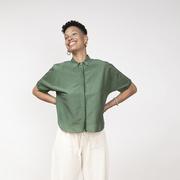 Elegant-natürliche Bluse 'Tona'