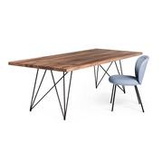Stilvoller Tisch 'GN 01 Stilt'