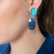 Eklektischer Ohrring 'Pria'