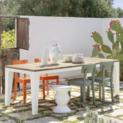 Für drinnen und draußen: Tisch 'InOut'