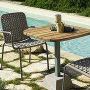 Für drinnen und draußen: Tisch 'InOut 137'