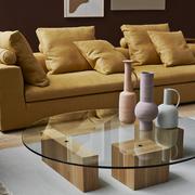 Tiefes Sofa 'Bas'