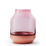Vase 'Elevated' in Frühlingsfarben